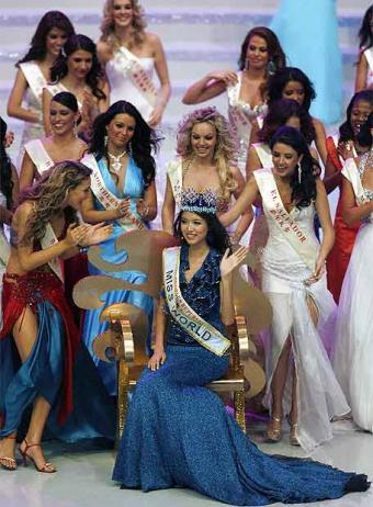 Nuevas Miss Universo Y Mas respuestas tontas...