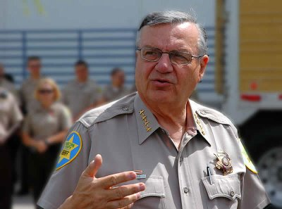 Joe Arpaio, Sheriff de Maricopa