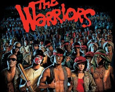 The Warriors pelicula español latino un clasico!!