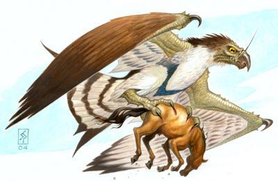 Criaturas mitologicas y fantásticas (imagenes + info)